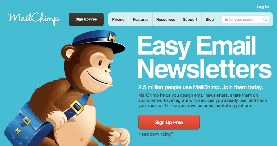 MailChimp-Email-Marketing-Acll-to-Action