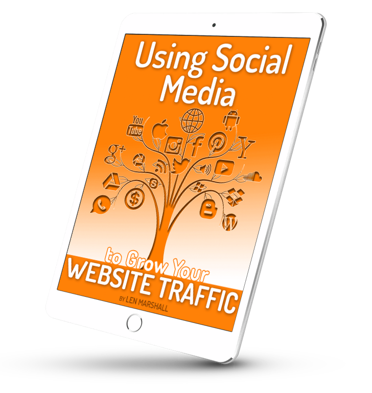 Free eBook - Using Social Media to Grow Your Website Traffic